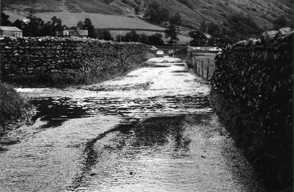Floods are a way of life in the Langdale Valleys